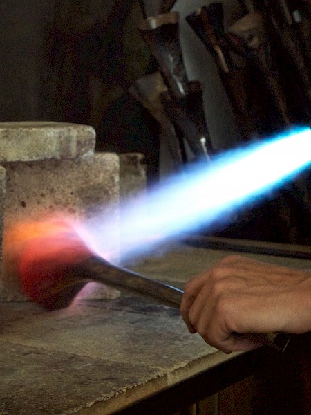 Annealing the bell